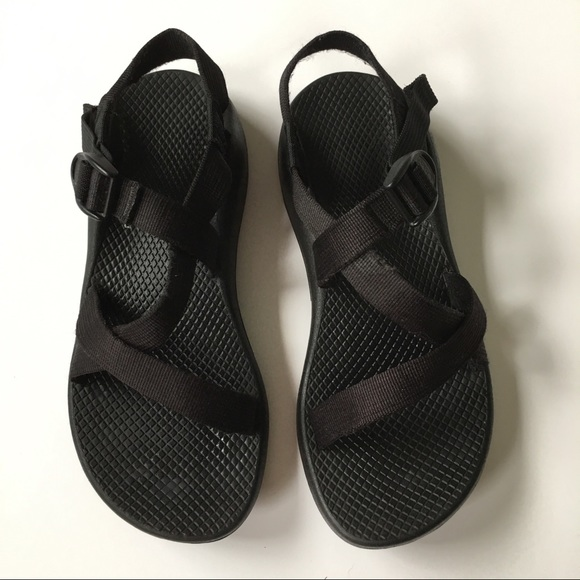 f342c5d8b885 Chaco Shoes - Chaco Black Z 1 Strap Sandals Water Shoes Hiking
